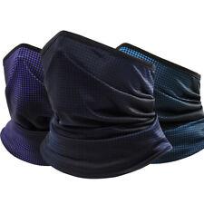 Uv Protection Face Mask Windproof Neck Gaiter Scarf Breathable Bandana Balaclava
