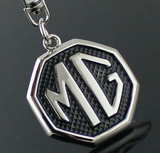 MG LOGO KEYRING KEYCHAIN MG7,MG5,MG3,TF FREE SHIPPING BLACK COLOR