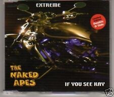 (A334) The Naked Apes, Extreme - new CD