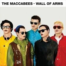 THE MACCABEES - WALL OF ARMS NEW VINYL RECORD