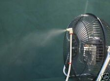 1 Nozzle Fan Mister - Outdoor Misting Systems - US Made