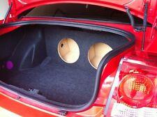 2006-2010 Dodge Charger Subwoofer Box Sub Speaker Enclosure - Concept Enclosures