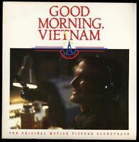 VINYL LP Good Morning, Vietnam - S/K Quiex II audiophile vinyl Robin Williams NM