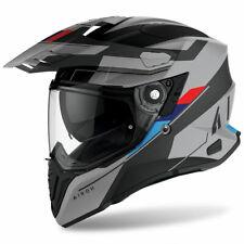 Casco integrale moto Airoh Commander Skill taglia XL adventure helmet casque