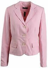 Lauren Ralph Lauren Women's Pink Silk Blazer Jacket, Size 14
