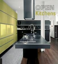 Open Kitchens: Inspired Designs for Modern and Loft Living-ExLibrary