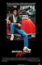 Beverly Hills Cop movie poster : 11 x 17 inches : Eddie Murphy
