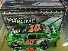 HTF 2012 DANICA PATRICK #10 GODADDY.COM STEWART HAAS RACING COLOR CHROME 1/ 623