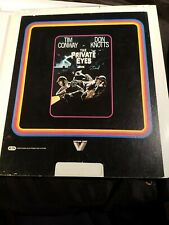 VED Laser Disc Tim Conway Don Knotts in The Private Eyes