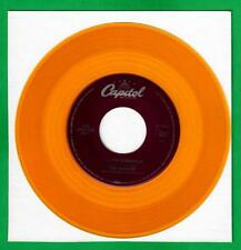 The Beatles US 45 Capitol Yellow Submarine / Eleanor Rigby Yellow Vinyl