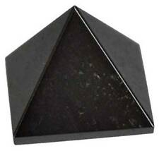 Hematite Crystal Pyramid Energy Generator Powerful Healing Magnetic Power