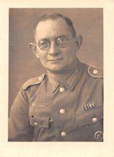 Foto Soldat Ehrenspange Verwundetenabzeichen durchbrochen Schützensch Wehrmacht