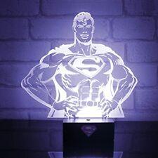 Paladone - Comics Superman proyector silueta
