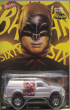 Hot Wheels su misura Ford F-150 batman-adam WEST omaggio Real RIDER 1/25 FATTO