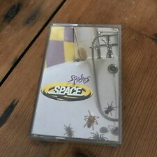 Space Spiders Cassette Album Tape