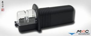 Fiskars SR-2 Rollsharp Easy-to-use Sharpener for Hones and Sharpens Mac Knives