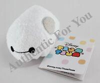 NEW Authentic US Disney Store BAYMAX Tsum Tsum - Big Hero 6 - White Mini Nurse