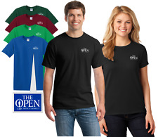 2021 The Open 149th Royal St George Golf Tee Shirts Men's & Women's up to 5x