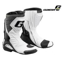 Stiefel Gaerne G-Rw 2406 Weiß Tg. 39 Sport Obermaterial Mikrofaser Motorrad