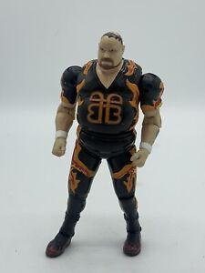 WCW Toy Bizz Thunder Slam Bam Bam Bigelow Action Figure Rare 1999