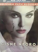 PELICULA DVD Y BLU-RAY - CISNE NEGRO - NATALIE PORTMAN