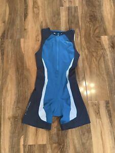 Zoot Ultra Womens Triathlon Race Suit Small