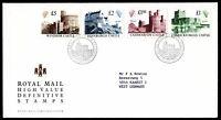 Großbritannien MiNr. 1174-77 Ersttagsbriefe/ FDC (GF9778