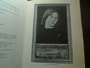 c1940 Venetian Paintings Exhibition Matthesen Gallery Vintage Catalogue, Baldwin