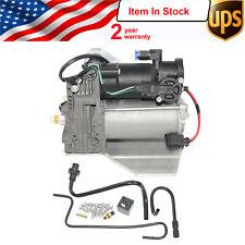 LR061663 Air Suspension Compressor Pump&Relay For Land Range Rover Sport LR3 LR4