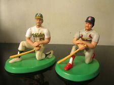 MLB Starting Lineup SLU Mark McGwire Oakland Athletics Cardinals lot~