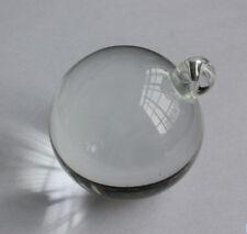 CLEAR GLASS 30MM CRYSTAL SPHERE BALL CHANDELIER LAMP PART PENDANT SUN CATCHERES