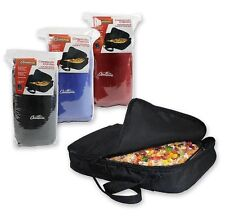 Casserole Carrier and Food Warmer Portable Travel Tote Holds 11x17