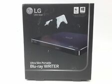 *READ* LG 8x External USB 2.0 Blu-ray Disc Double Layer DVD±RW/CD-RW Rewriter B
