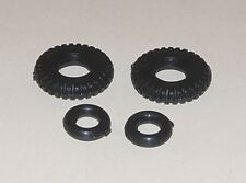 Matchbox 39c Ford Tractor Tires - Set of 4