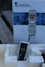 Utstarcom Audiovox Cdm-8910 Alltel Cellular flip cell Phone, no return