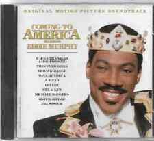COMING TO AMERICA Original Motion Picture Soundtrack CD (1988) The System