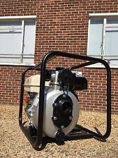 "2"" Villiers High Pressure Water Pump Engine Powered Irrigation Transfer Duty"