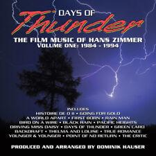 Days Of Thunder - Film Music - Limited Edition - Hans Zimmer / Dominik Hauser