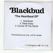 (FC392) Blackbud, The Heartbeat EP - 2005 DJ CD