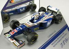 ONYX 308 - F1 WILLIAMS RENAULT FW19 - 1997 German GP - Harald Frentzen - 1:43