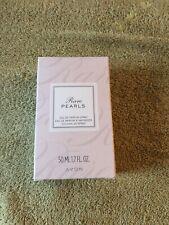 Avon Rare Pearls Eau De Perfume 1.7 Fl Oz New In Box