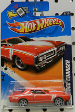 SCAT PACK RED 1971 71 CHARGER MOPAR DODGE BOYS HW HOT WHEELS