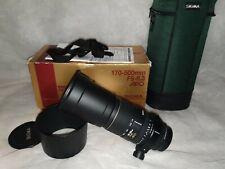 Sigma APO Aspherical 170-500mm f/5-6.3 APO AF für Pentax