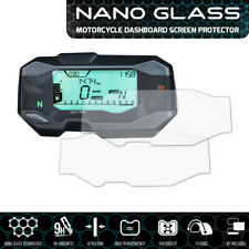 BMW G310R/GS (2016+) NANO GLASS Dashboard Screen Protector x 2