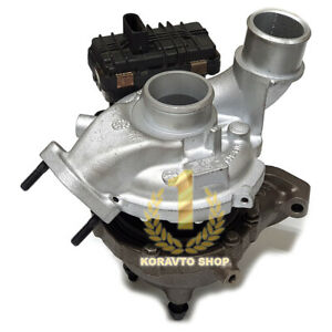 Turbocharger 28231-2F750 / 808031-5006S for Sorento Santa Fe Maxcruz