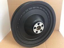 Genuine Harley-Davidson Softail Fatboy Solid Front Wheel Satin Black 41038-00