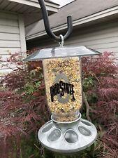 Ohio State Buckeyes Wild Bird Feeder