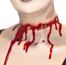 HALLOWEEN FANCY DRESS effetti speciali compongono FILO SPINATO cicatrice # 37172 Da Smiffys