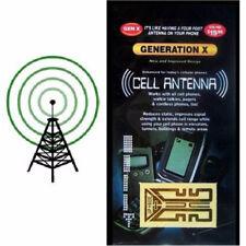 5 stücke Universal Gen X Antenne Signal Booster Für Alle Smartphone Hand RSWJ