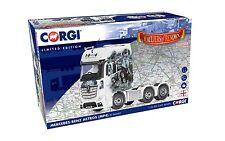 Corgi cc15809 1/50 MERCEDES BENZ ACTROS (MP4) en tránsito Nuevo Ahora Disponible